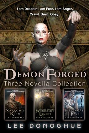 Demon Forged Web
